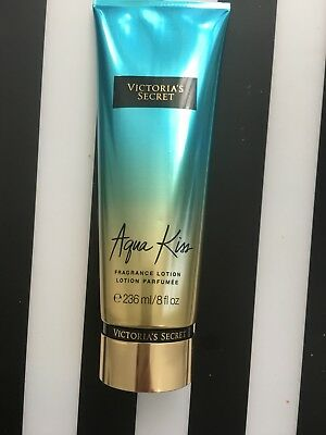 Victoria's Secret AQUA KISS Fragrance Lotion 236ml