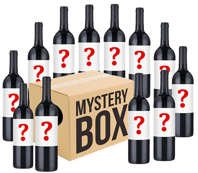 Mystery Assorted Red Mixed - 12 Pack