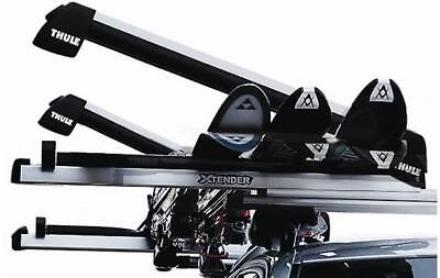 Thule 739 Xtender Carrier - Carries 6x Ski's or 4x Board's