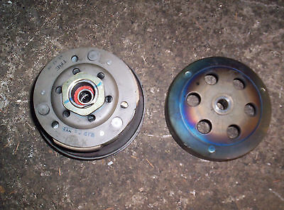 Sym Jet 50 Basi X Complete Clutch Rear Pulley