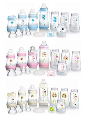 MAM Easy Start 15 piece Anti Colic Bottle Set