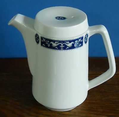 A Coffee pot blue dragons in Maddock Royal Ultra Vitrified Hotel ware