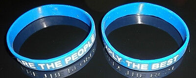 Rangers Fc Blue Wrist Band Watp Simply The Best