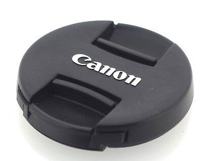 Canon Genuine 58mm Logo Front Lens cap Type E-58II