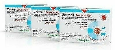 ZENTONIL Advance  400 mg  30 Comp