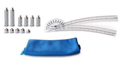 Andro Rods Kit voor Andro penis Androextender Andropeyronie Andropenis Mini
