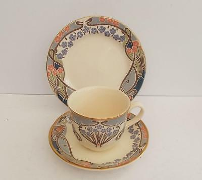 """Masons Liberty """"Ianthe"""" Teacup,Saucer,Plate Trio.Very Good Condition."""