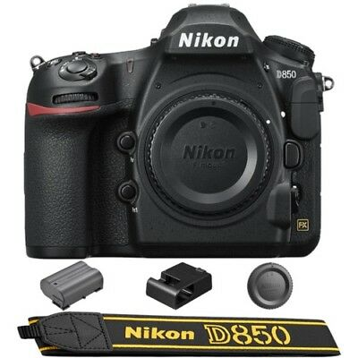 Nikon D850 DSLR Camera (Body Only) Brand New