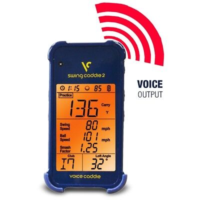 Swing Caddie Launch Monitor Sc200 - Pro Edition Navy