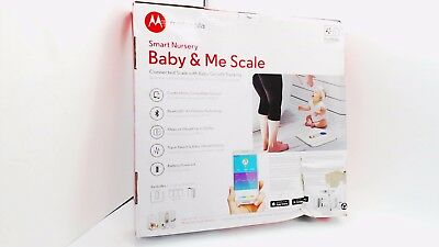 Motorola Smart Nursery Baby & Me Scale Brand New