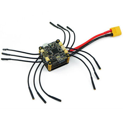 TBS POWERCUBE V2 2 in 1 - Flight Controller with ECS and PDB