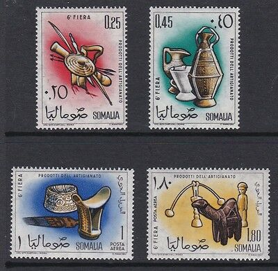Somalia 1961 Trade Fair complete mint set sg383-386