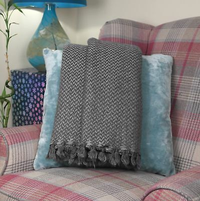 Pure Nepalese Cashmere Blankets Throws, Bigger Size Warm & Soft