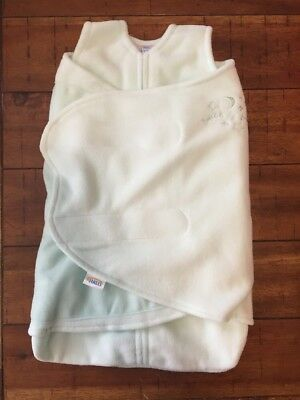 HALO SleepSack, Micro-Fleece, Mint, Preemie, *NEW* Free shipping