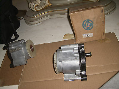 TRIUMPH SPITFIRE 1500 / MG MIDGET 1500 smog pump /air pump ORIGINAL! VERY RARE