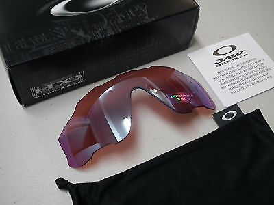 Authentic OAKLEY Jawbreaker Prizm Sapphire Snow SUNGLASSES Lens