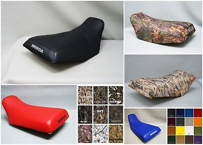 HONDA TRX300 Seat Cover Fourtrax 300 1988 1989 1990 1991 1992 in 25 COLORS  (ST)