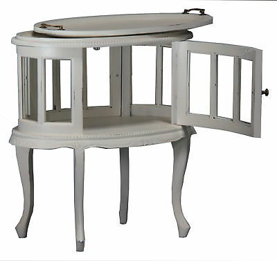 NEW Oval Tea Table with Tray