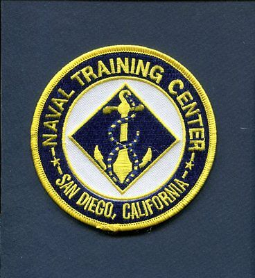 NTC NAVAL TRAINING CENTER SAN DIEGO CA US Navy Ship Sailor Squadron Base Patch