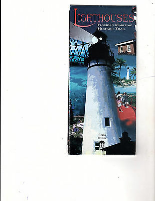 Lighthouses - Florida Heritage Trail Map