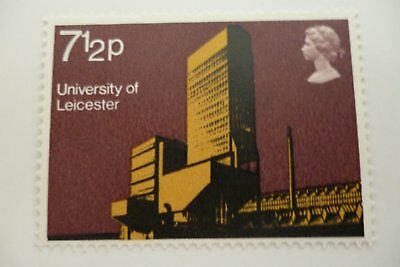 GB Error Missing Phosphor 71/2p Universaries Cat £15-00p Un/Mint No 892Post Free