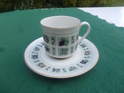 Fine Royal Doulton Tapestry Tea Cup & Saucer Tc1024