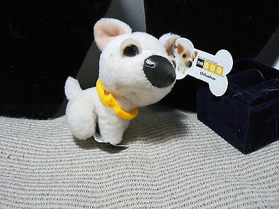2005 Mcdonalds The Dog Chihuahua Cute Little Dog Big Nose     Bx 11