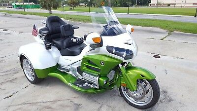2012 Honda Gold Wing  2012 Honda Goldwing Gold Wing 1800 CSC Trike