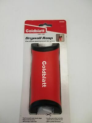 Goldblatt G05181 Drywall Pocket Rasp,No G05181,  Goldblatt Industries Llc