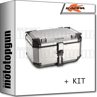 Kappa = Givi Topcase Trager + Koffer Kve58A Bmw R 1200 Gs 2008 08 2009 09