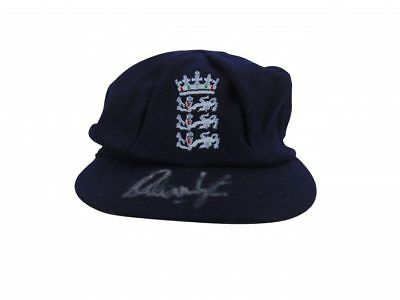 Adam Lyth Signed England Cricket Cap + Photo Proof *see Lyth Sign This Cap*
