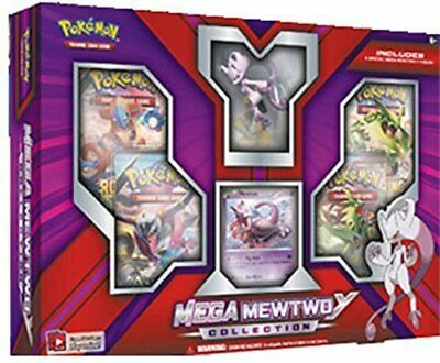 Pokémon TCG: Mega Mewtwo Y Figure Collection Box - Factory Sealed