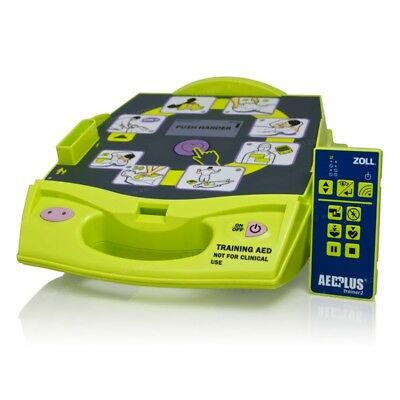 Zoll AED Plus Trainer 2 Remote Control CPR Emergency Response Training Z-405