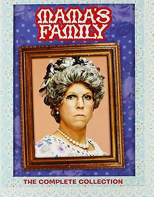 Mama's Family Complete Collection DVD Set TV Series Show Episodes Season Box Lot