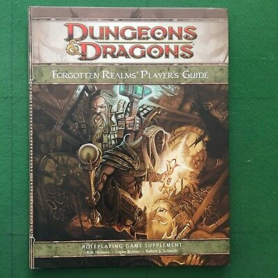 Dungeons & Dragons 4e Forgotten Realms Players Guide