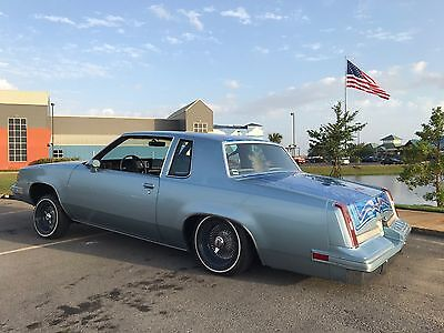 1987 Oldsmobile Cutlass Custom 1987 Olds Cutlass Jesse James Custom Flake West Coast Choppers Dayton Bagged