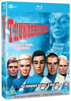 Thunderbirds: Complete Collection [Blu-ray] - DVD - New - Free Shipping.