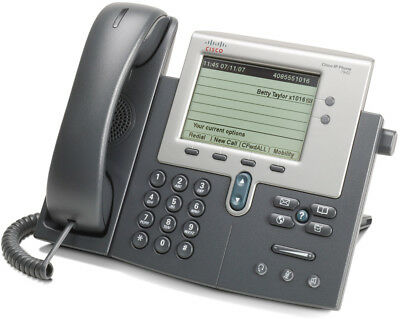 Cisco 7942G Unified VoIP IP LGD Display Conference Phone