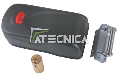 Electric Lock Lock Cisa Elettrika Electric With Button 1A731 1A731-00-0