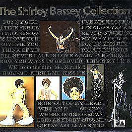 Shirley Bassey - The Shirley Bassey Collection - United Artists Records #744022