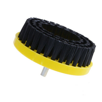 110mm Power Scrub Drill Brush for Cleaning Carpet Sofa Wooden Furniture@