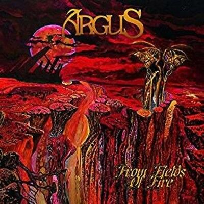 Argus .from Fields Of Fire .2017.cd .