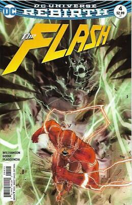 Flash #4 (Vol 5) DC Rebirth