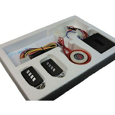 Alarm with Remote Start Function for Baotian BENZHOU