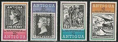 Lot 2629 - Antigua - 1979 Rowland Hill Death Centenary Mint Hinged Stamp Set (4)