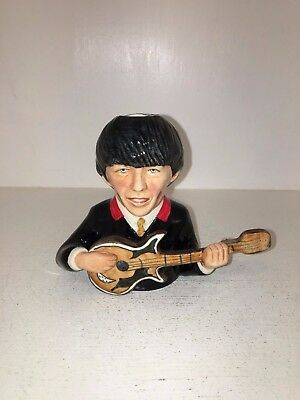 Manor Collectables George Harrison Limited Edition Toby Jug 568 of 1963 *MINT*
