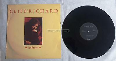 """Cliff Richard  - Two Hearts  UK 12"""""""