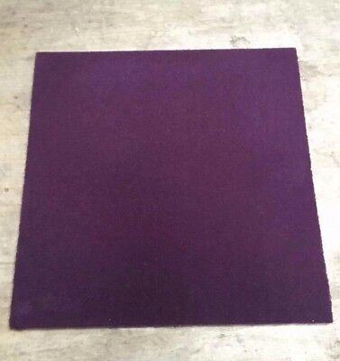 Milliken Carpet Tiles - Purple - High Quality - Heavy Duty Single Tile