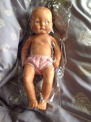 """New Born Baby Doll 15""""atomacly Correct To Dress"""