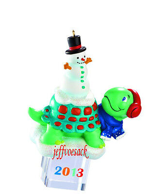 Ice Pals   2013 Carlton Cards Ornament   *CUTE*  #22 in Series